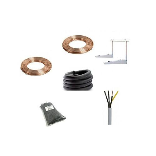 "30 Meter Installation Kit 1/4"" And 1/2"" For Air Conditioning And Refrigeration"